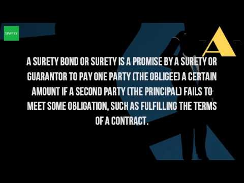 What Is The Meaning Of Surety Bond?