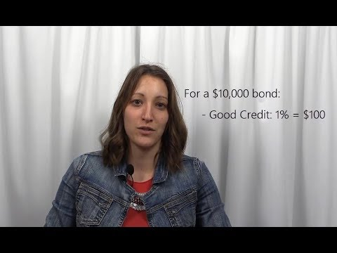 How Much Does a Surety Bond Cost?