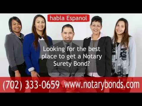 Surety Bond Las Vegas Nevada
