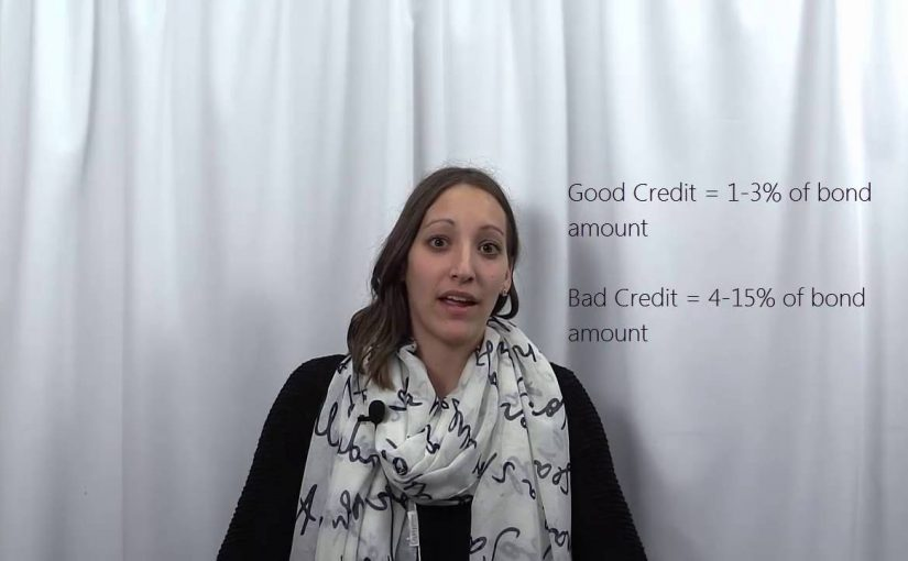 Can I Get a Surety Bond with Bad Credit?